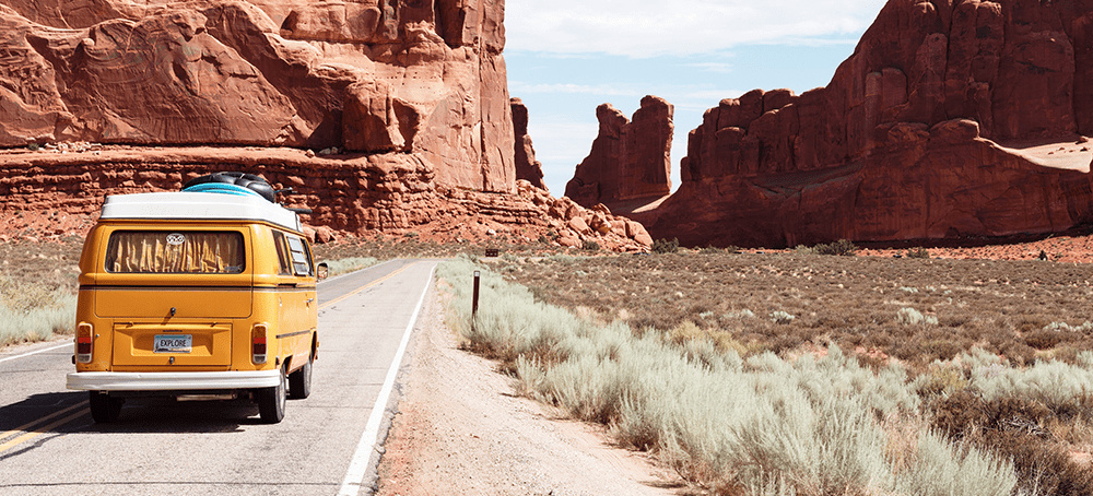 Top 3 Road Trip Ideen in den USA