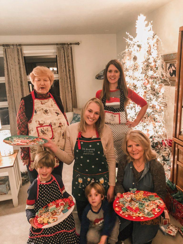 Weihnachten in den USA