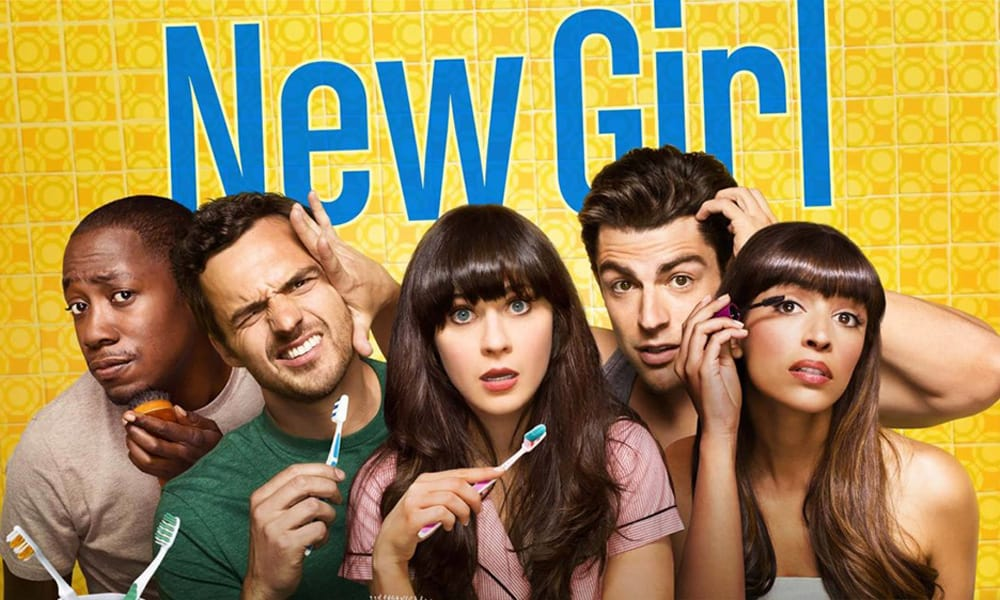 5 amerikanische Serien, die gute Laune machen